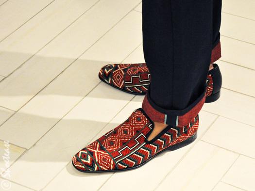 tommy-ton-shoe-slippers-tribal-print-shoetease